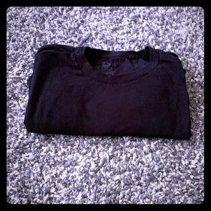 Men's black undershirts ⛄️